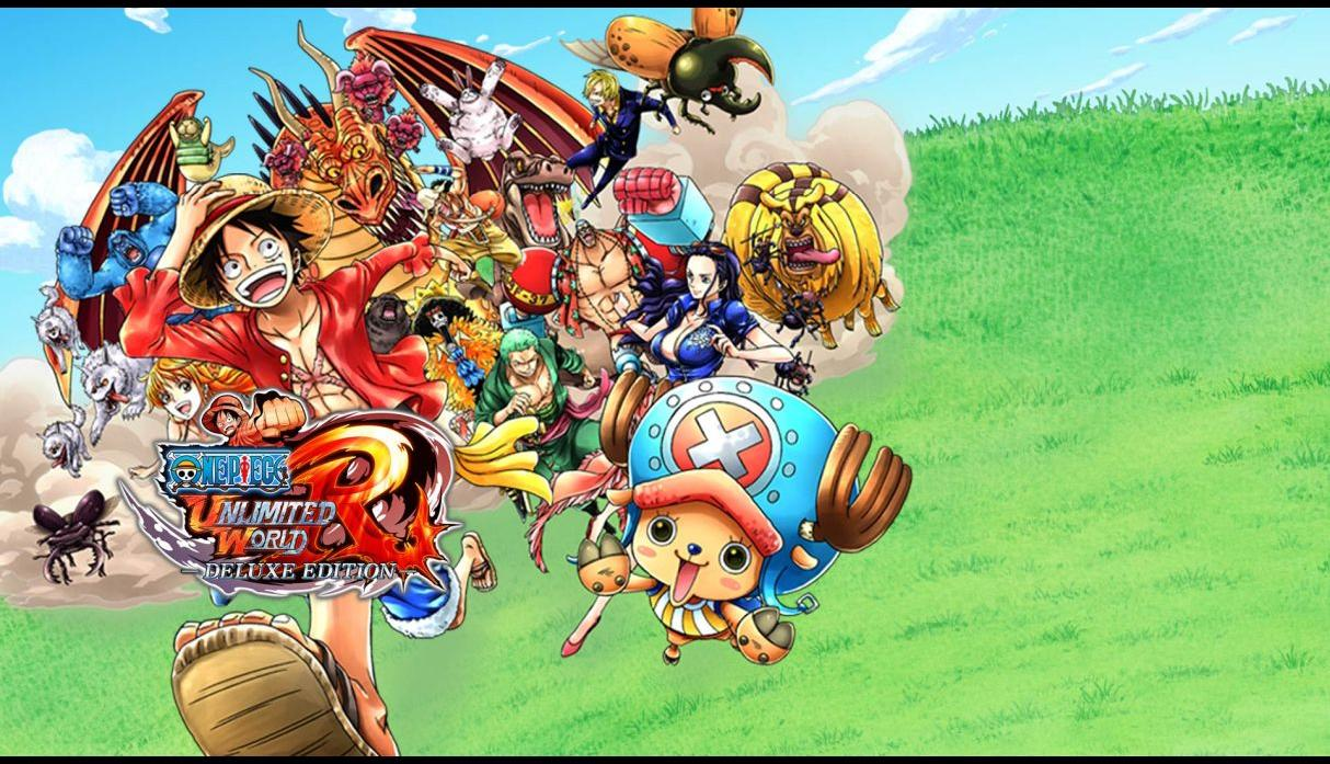 ONE PIECE®: Unlimited World Red Deluxe Edition  llega a Nintendo Switch