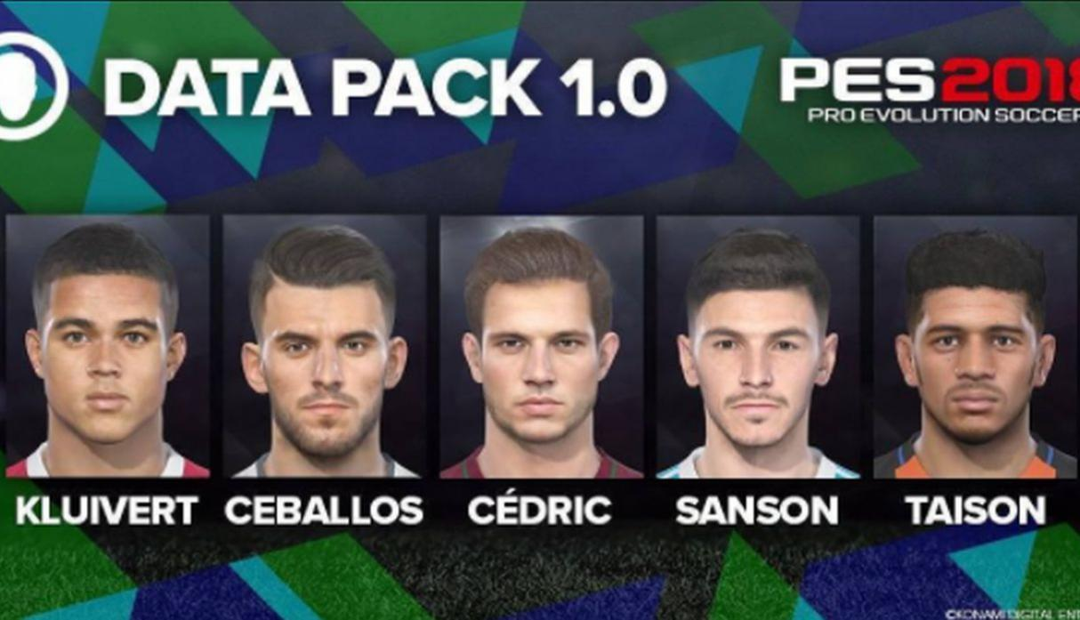 Pes pack 1.0