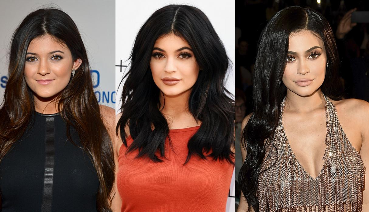 Celebrities Kylie Jenney