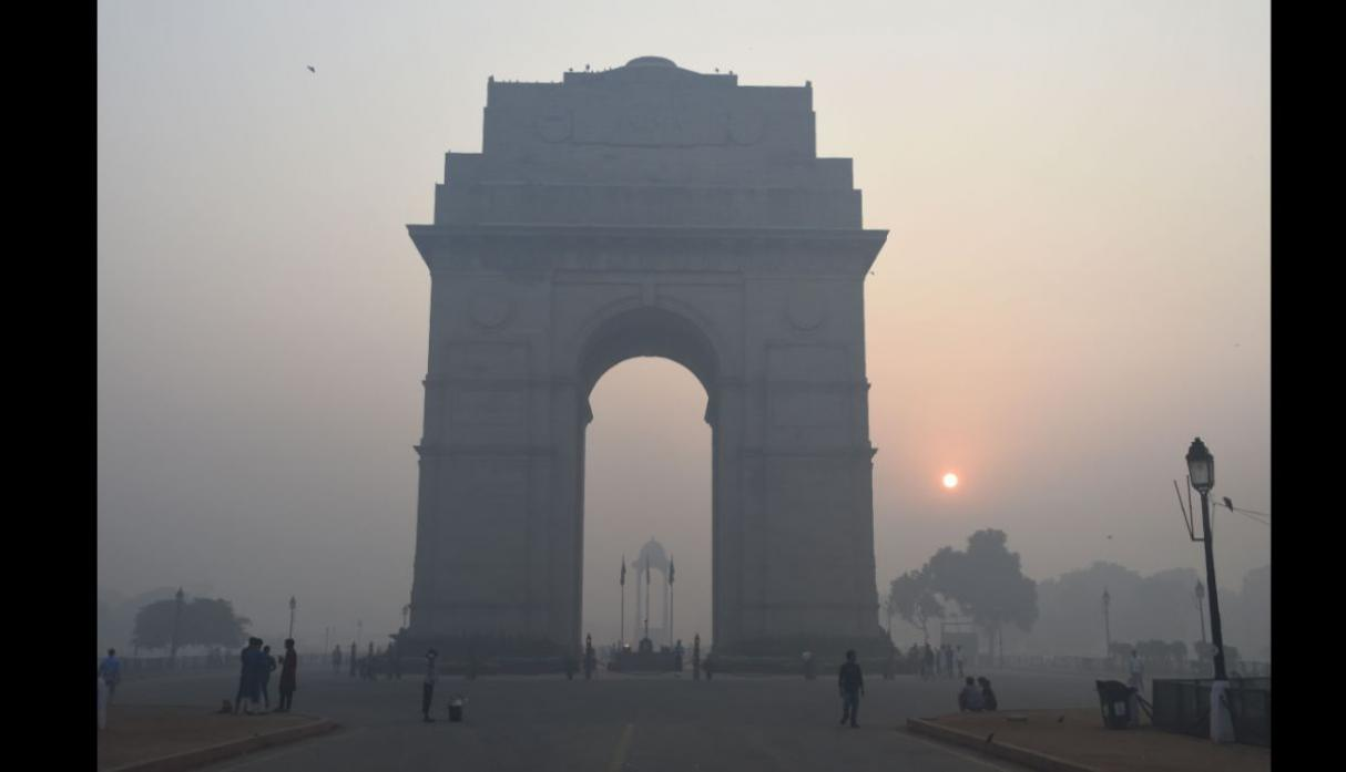 India contaminación AFP 2