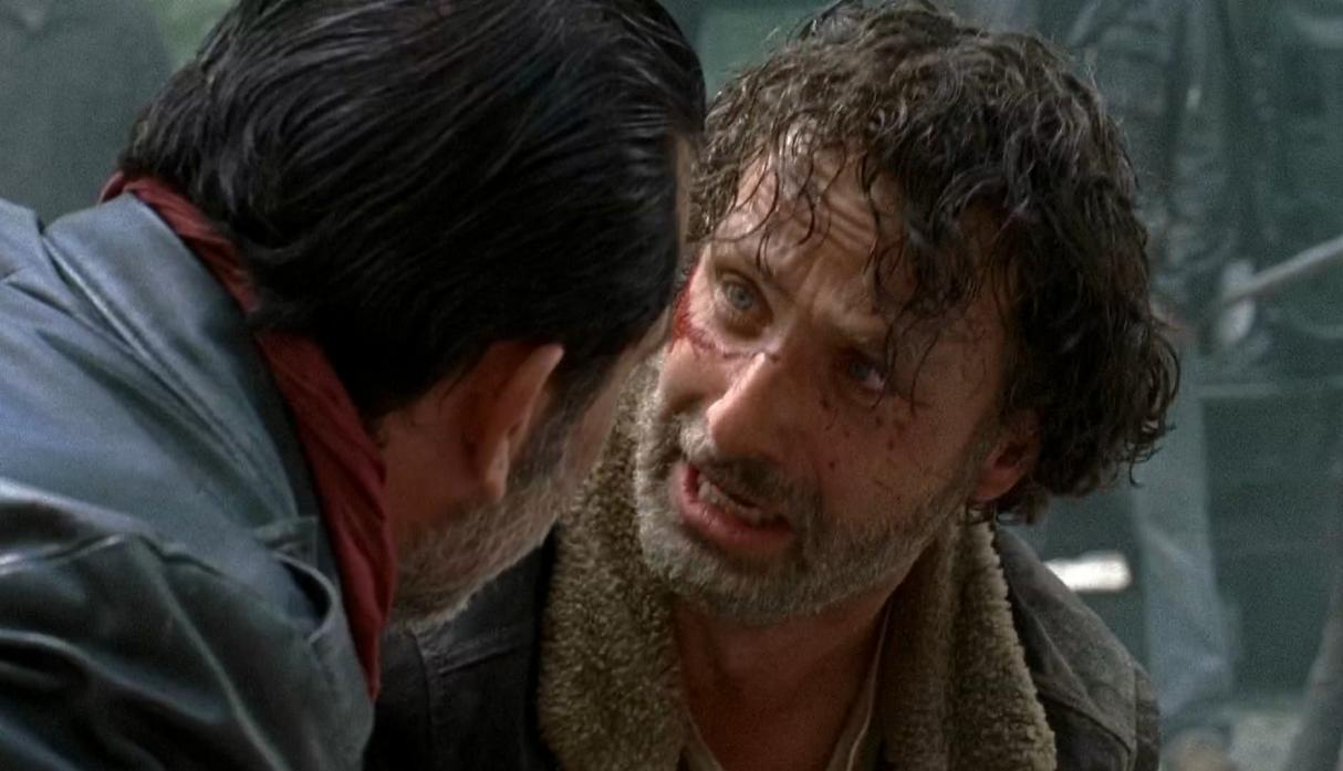 Primera imagen de la temporada 9 — The Walking Dead