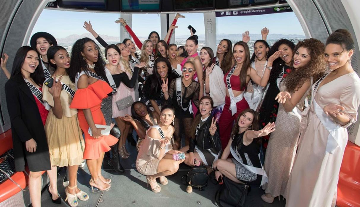 Candidatas al Miss Universo 2017