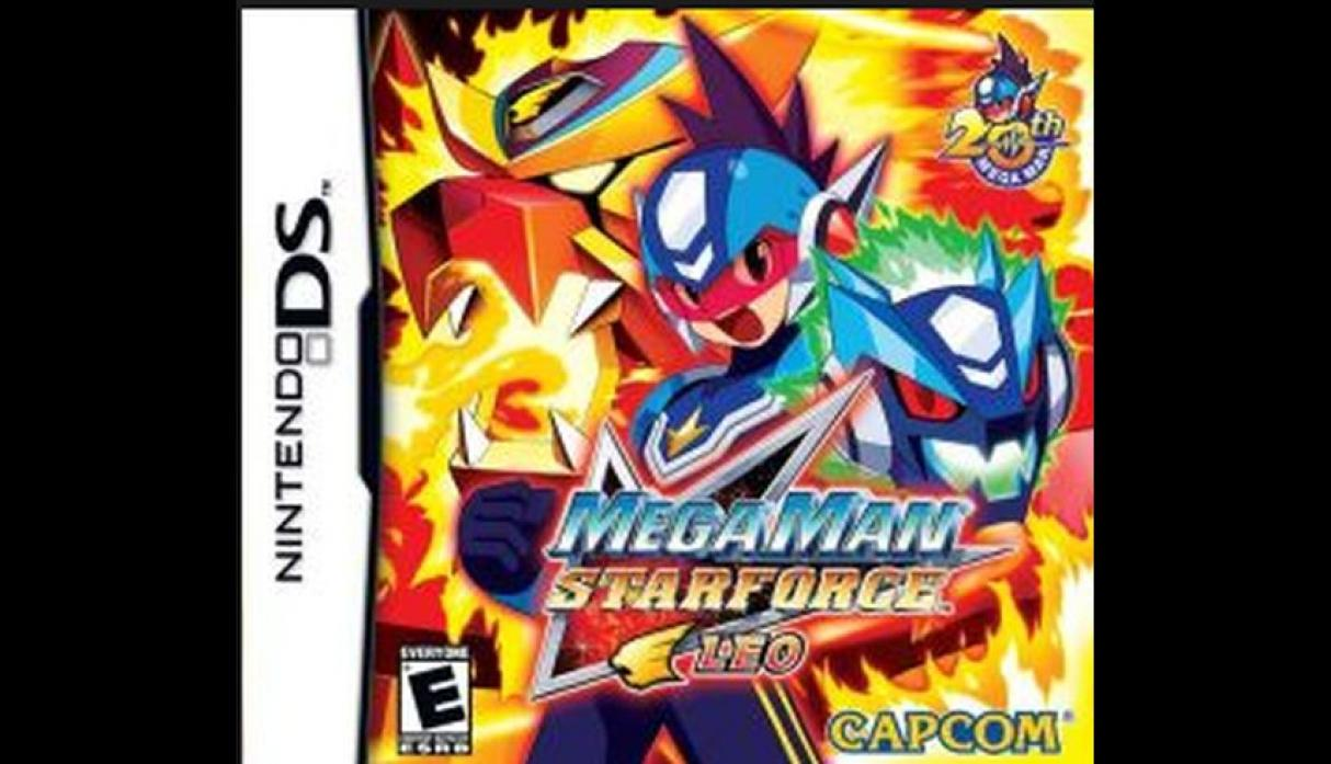 Foto 13 | Megaman Star Force .(Foto: Capcom)