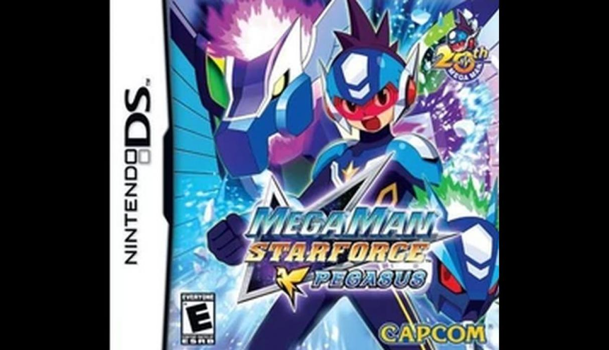 Foto 14 | Megaman Star Force Pegasus .(Foto: Capcom)