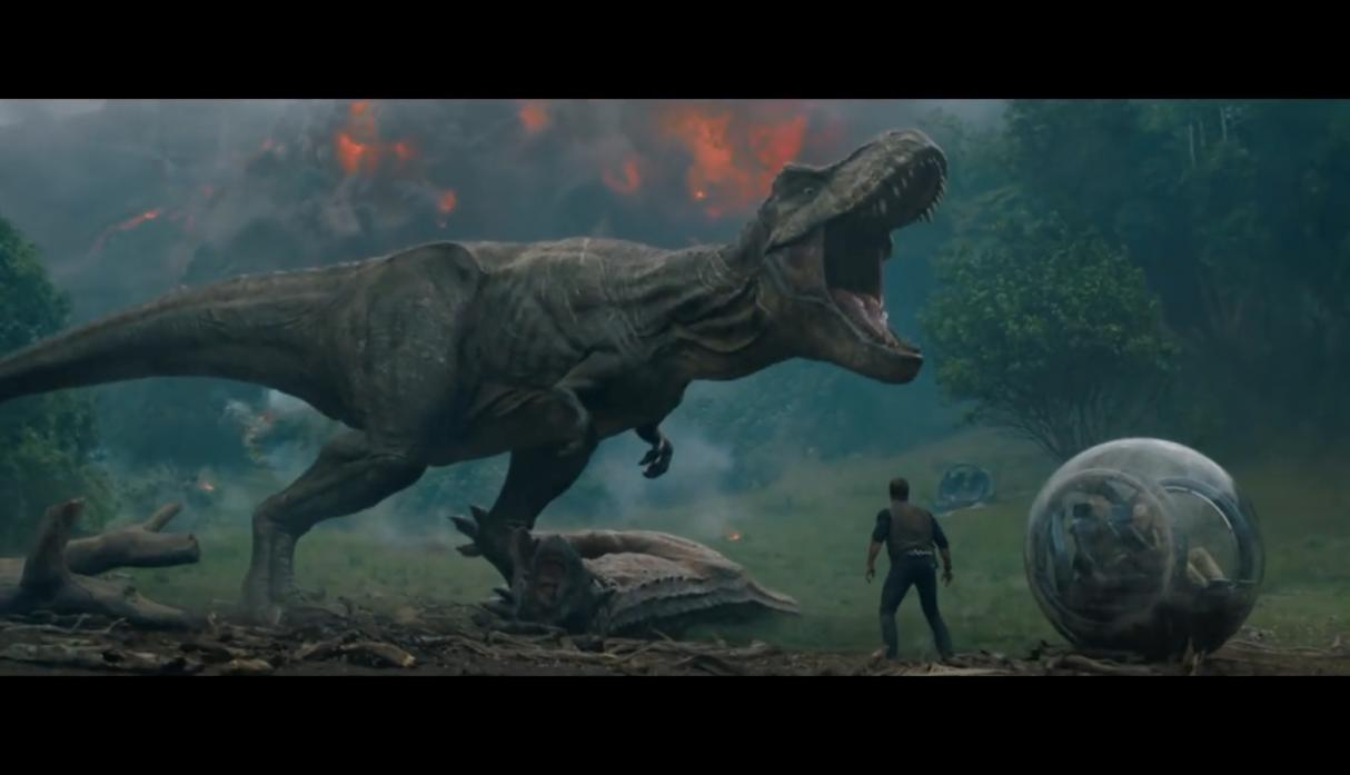 """Jurassic World: Fallen Kingdom"""