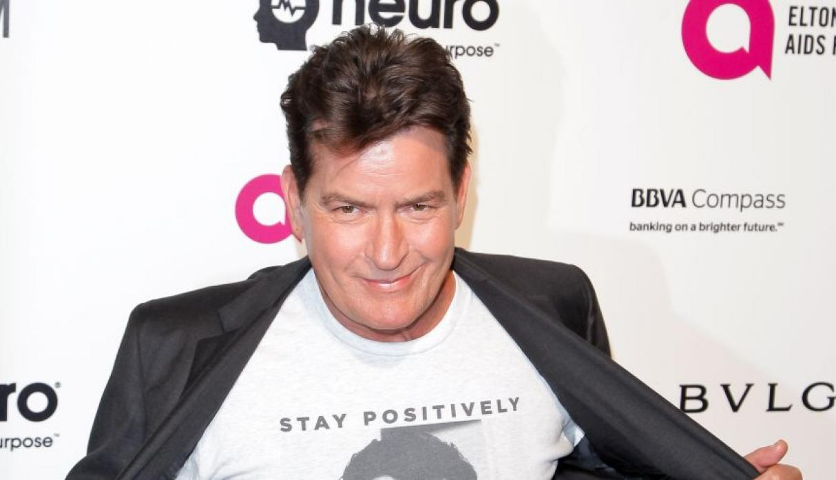 Charlie Sheen demanda al National Enquirer por difamación