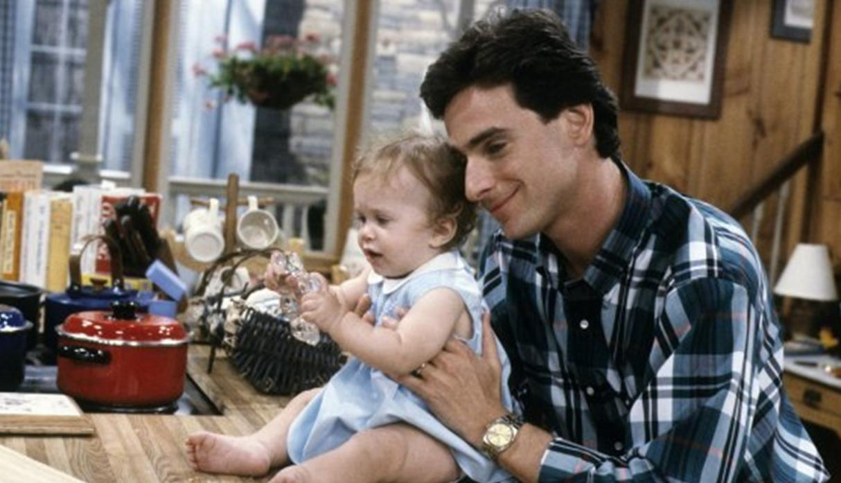 Full House:  así el emotivo reencuentro entre Bob Saget y Ashley Olsen