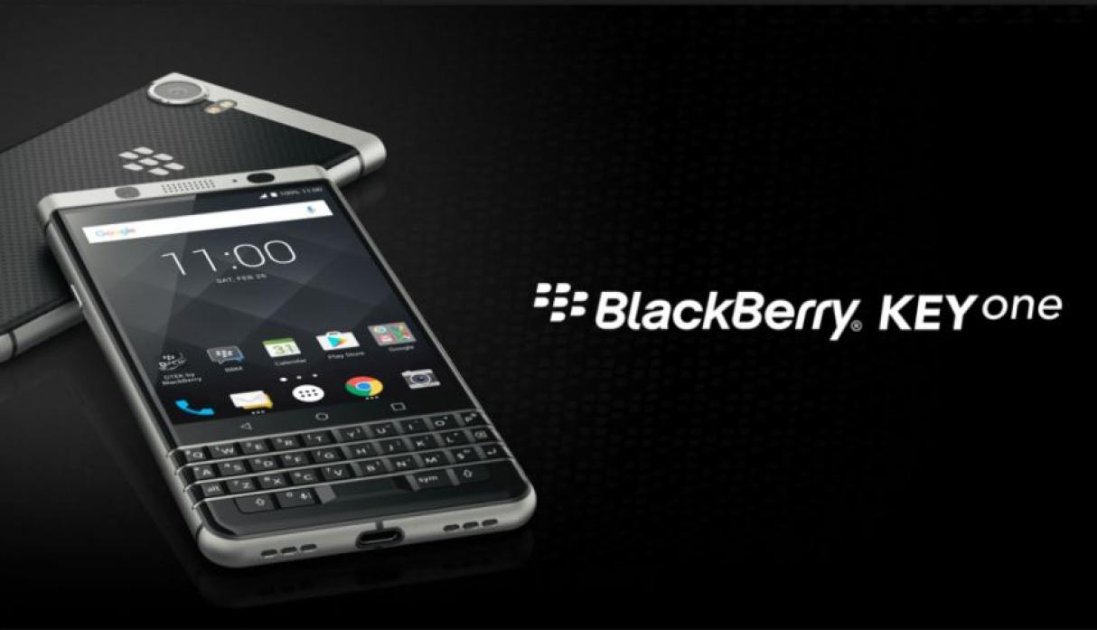 Foto 1 | BlackBerry KEYone - 12 horas y 26 minutos de autonomía. (Foto: Blackberry)