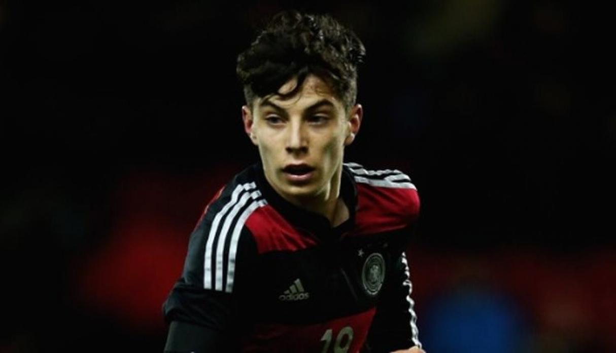 Kai Havertz - Bayer Leverkusen. (Foto: AFP)