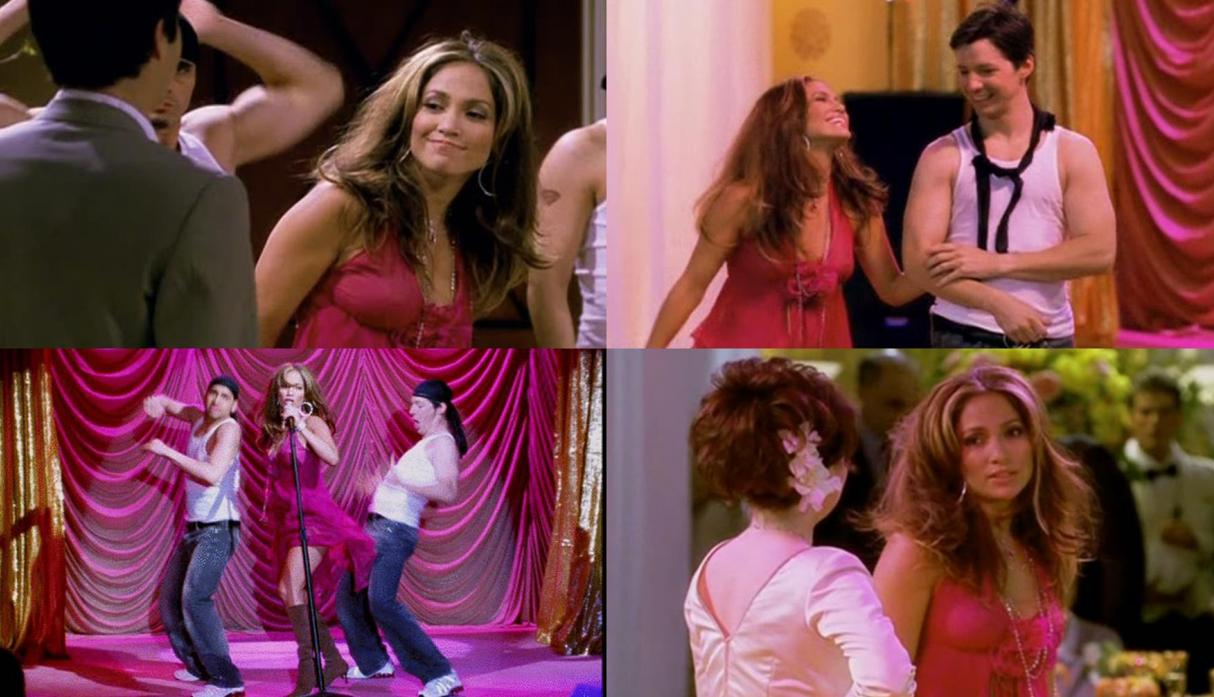 Jennifer López en Will & Grace
