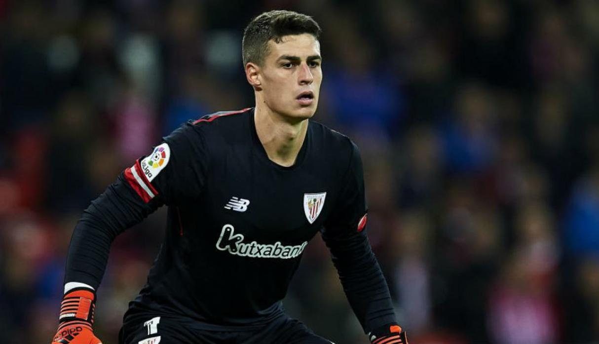 Kepa del Athletic Club. (Foto: AFP)