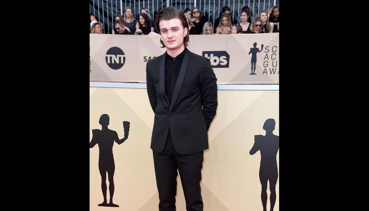 sag awards - stranger things