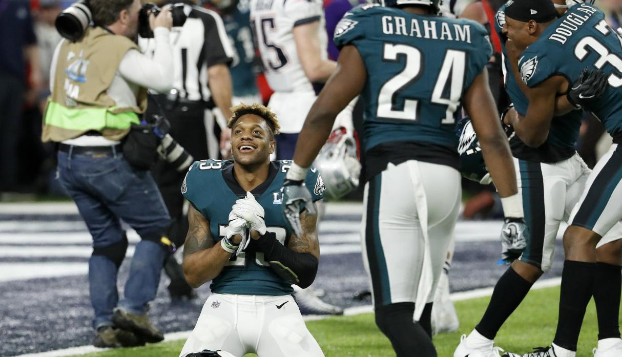 New England Patriots y Philadelphia Eagles protagonizaron una espectacular final de Super Bowl 2018. Los Eagles hicieron historia al vencer por 41-33. (Foto/video: AP/YouTube)