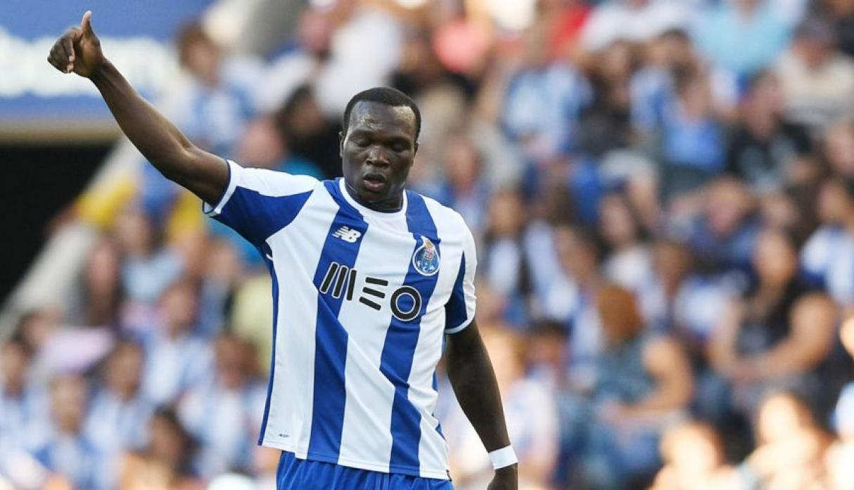 Porto: Vincent Aboubakar. (Foto: AFP)