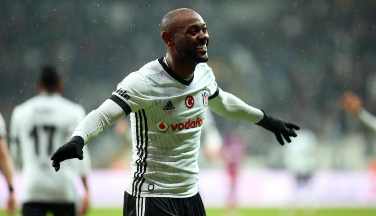 Besiktas: Vagner Love. (Foto: AFP)