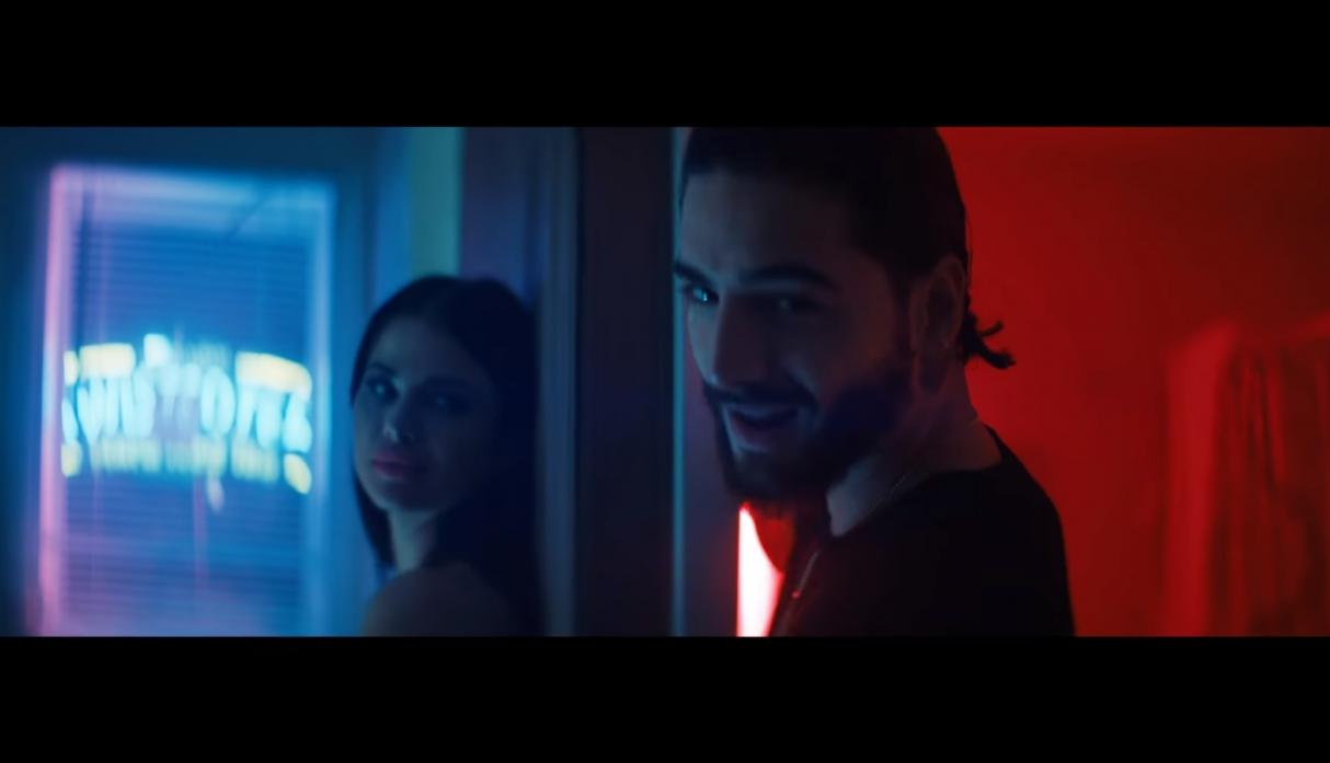 maluma youtube