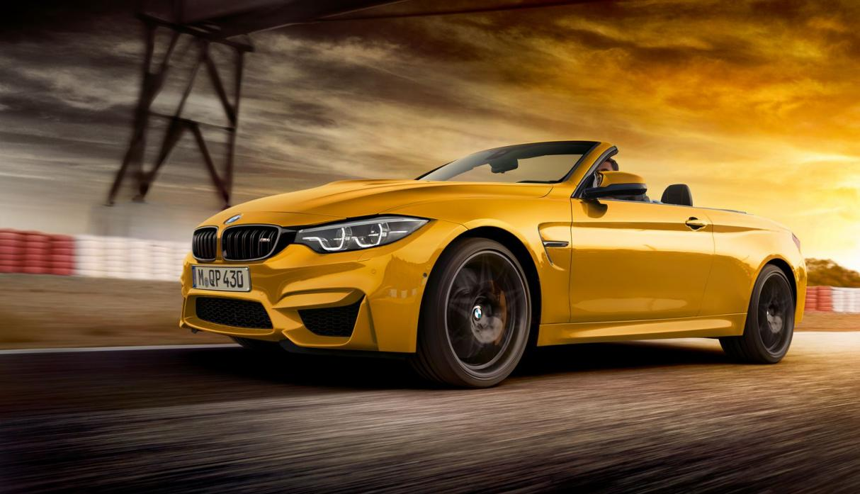 BMW Group lanza BMW M4 Convertible Edition 30 Jahre