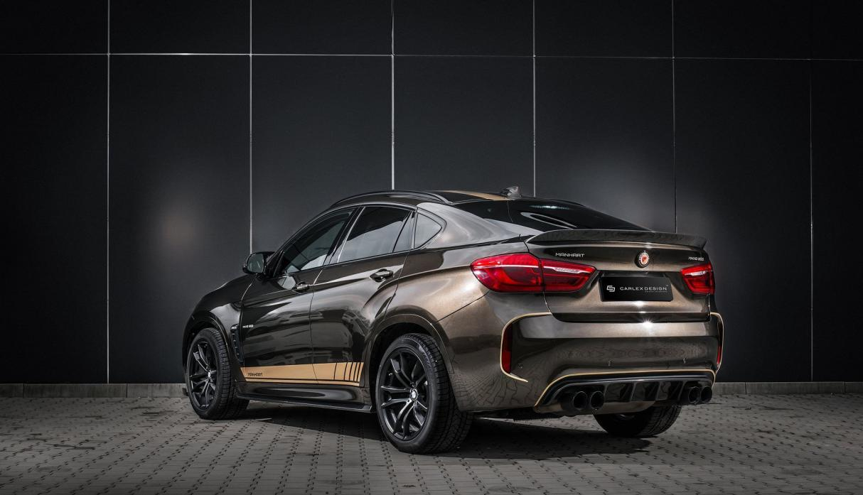 BMW X6 by Manha