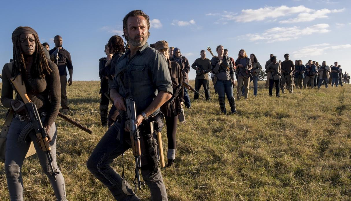 Regresará 'The Walking Dead' en octubre