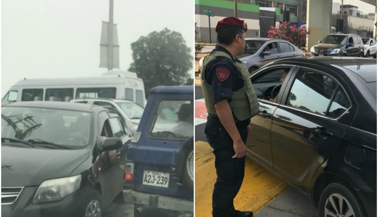 #NoTePases,carriles,invaden