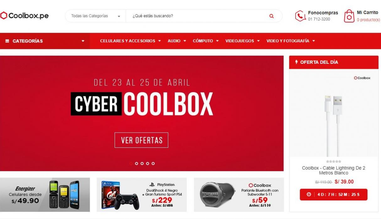 Coolbox cyber