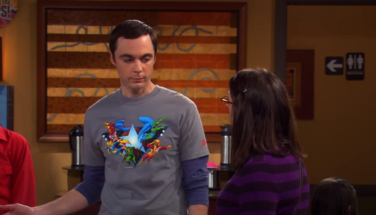 The Big Bang Theory: Sheldon y Amy