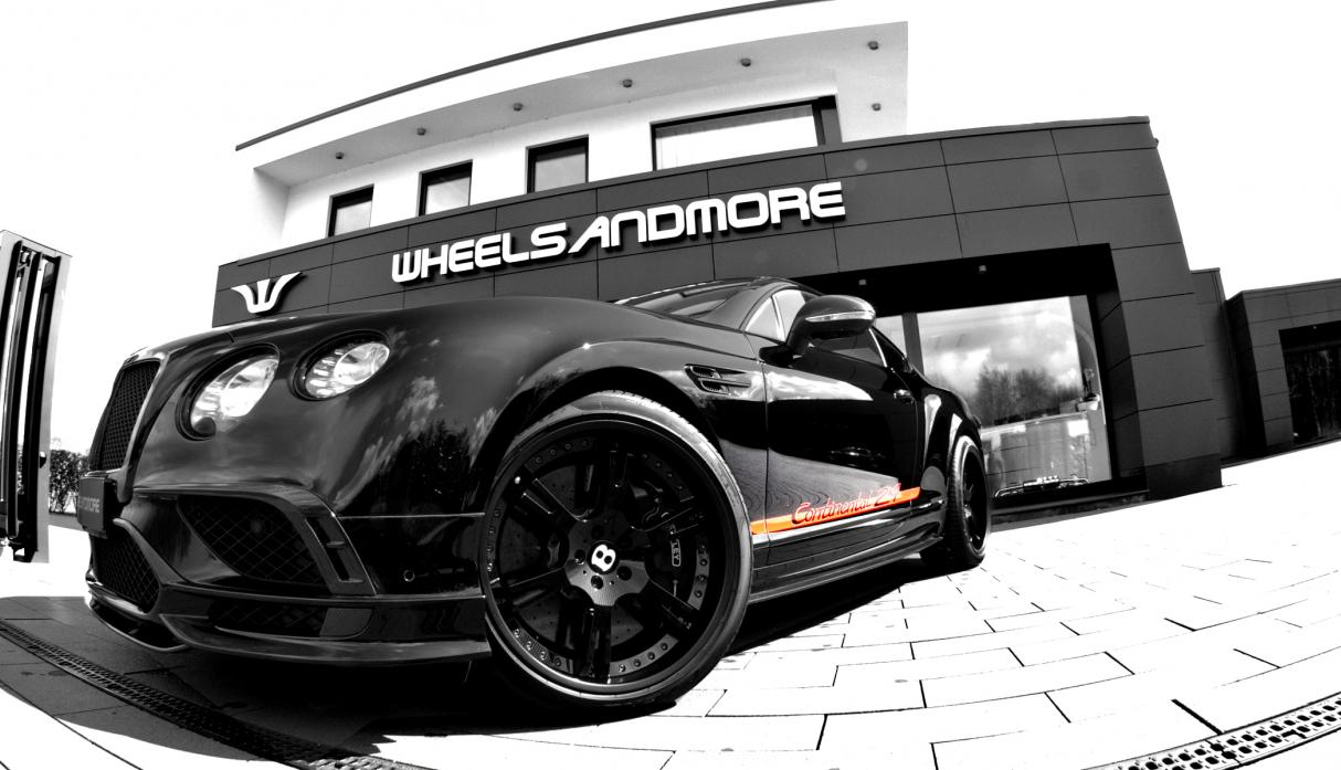 Bentley Continental 24 by Wheelsandmore
