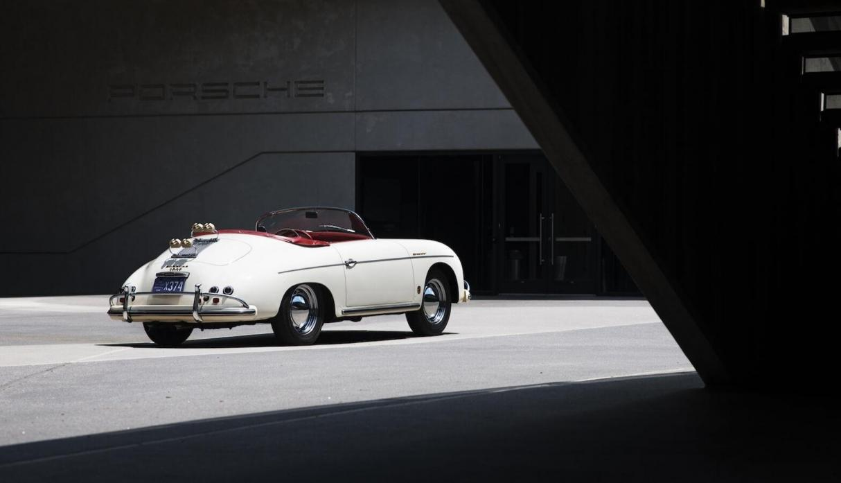 Porsche 356 A 1600 Super Speedster