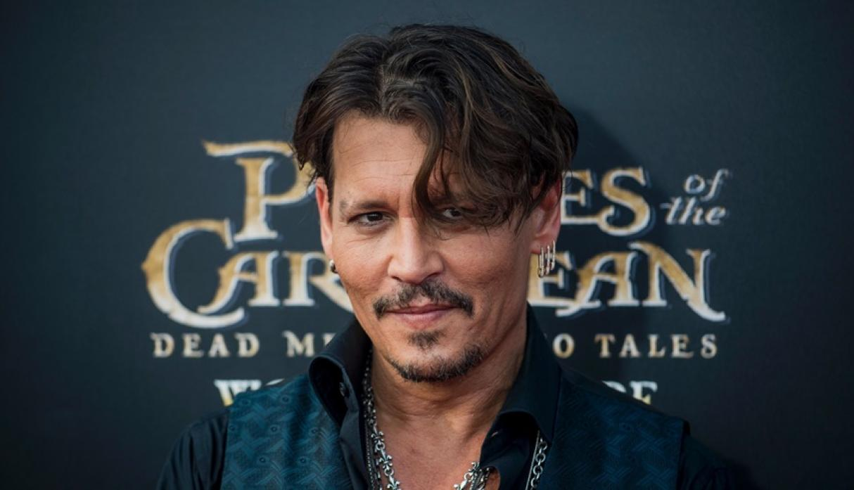 Johnny Depp. (Foto: Agencias)