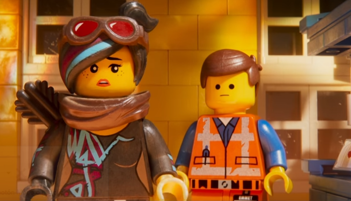 The Lego Movie 2: se revela primer tráiler de cinta animada