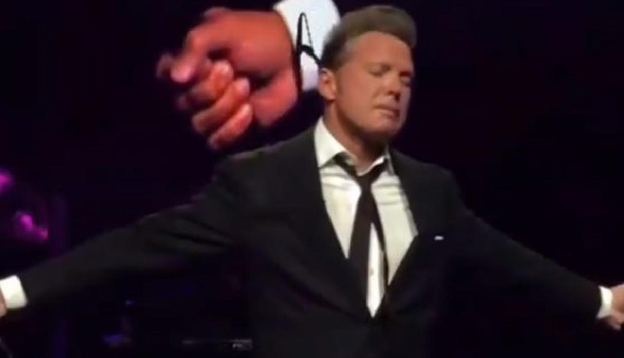 "Video de Luis Miguel se viraliza por  sentida interpretación de ""Culpable o no"""
