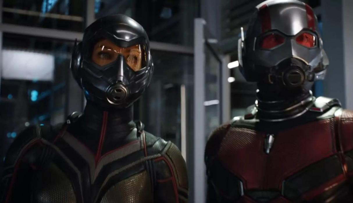 Marvel muestra cómo luce Michelle Pfeiffer como The Wasp