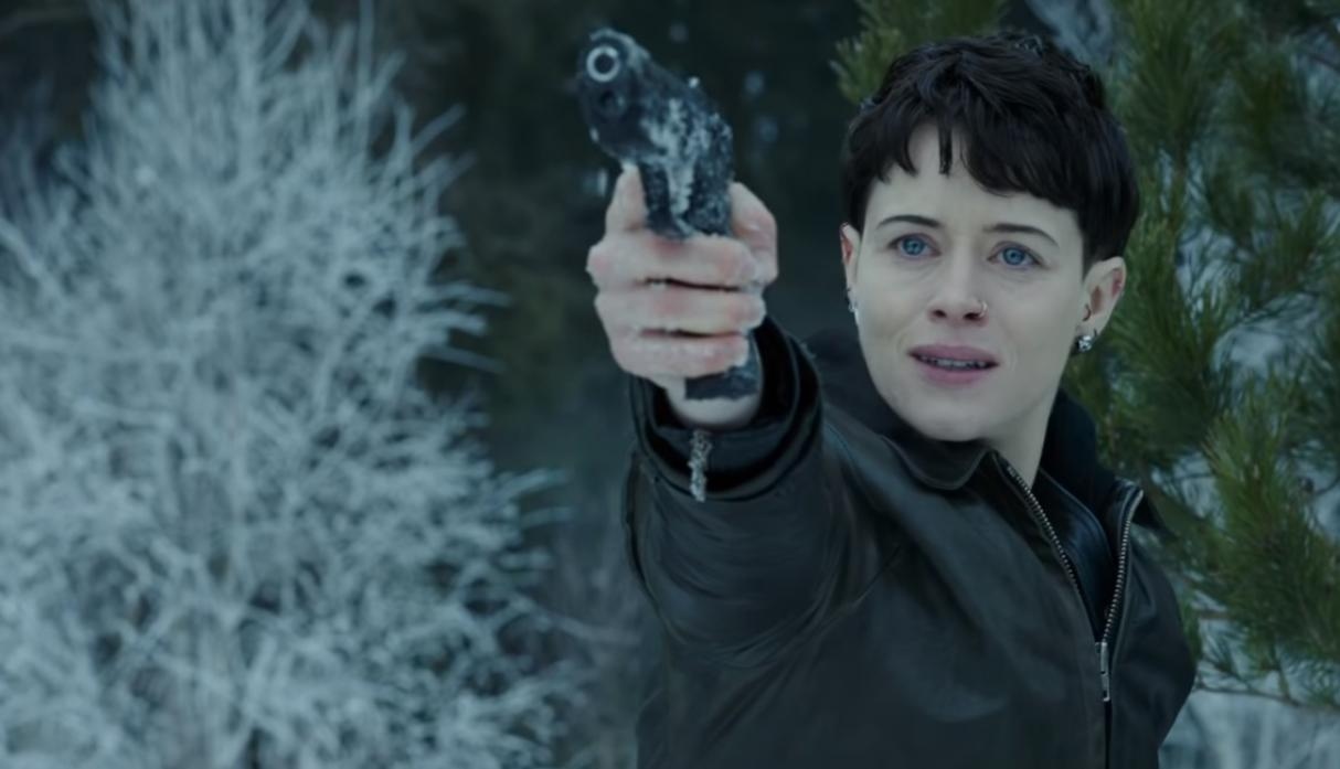 Revelan el primer avance de The Girl in the Spider's Web