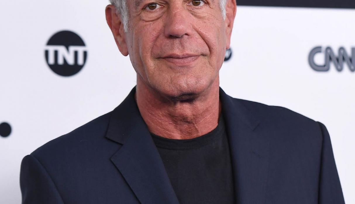 Anthony Bourdain. (Foto: AFP)