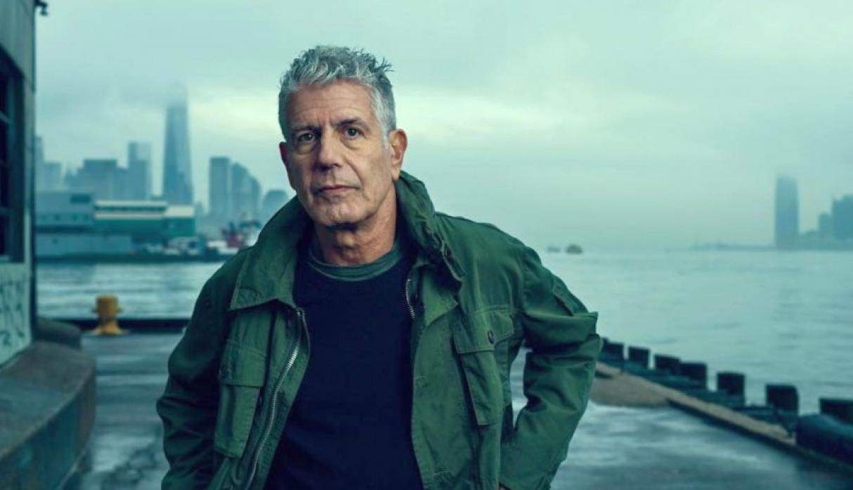 Anthony Bourdain - Instagram