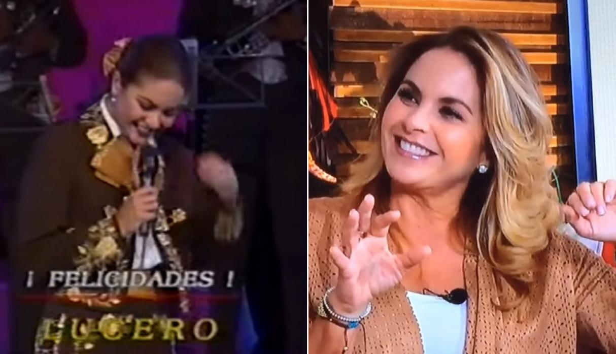 Congratulate, Lucero en video por amusing information