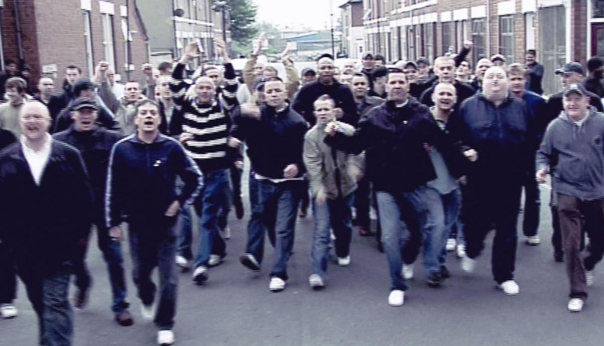Real Football Factories - hooligans