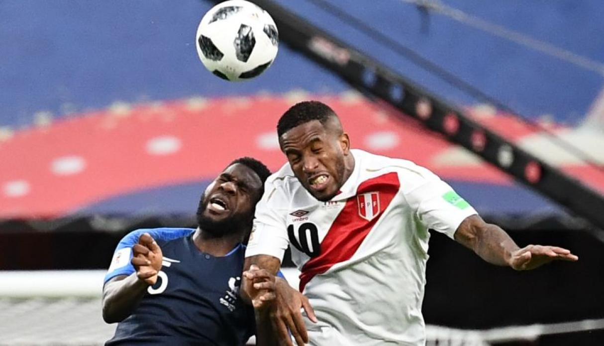 Perú vs. Francia FOTOS