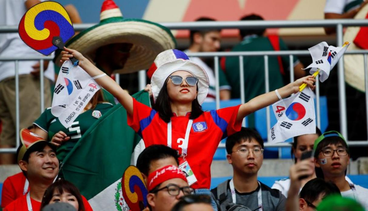 FOTOS México vs. Corea del Sur ESTADIO