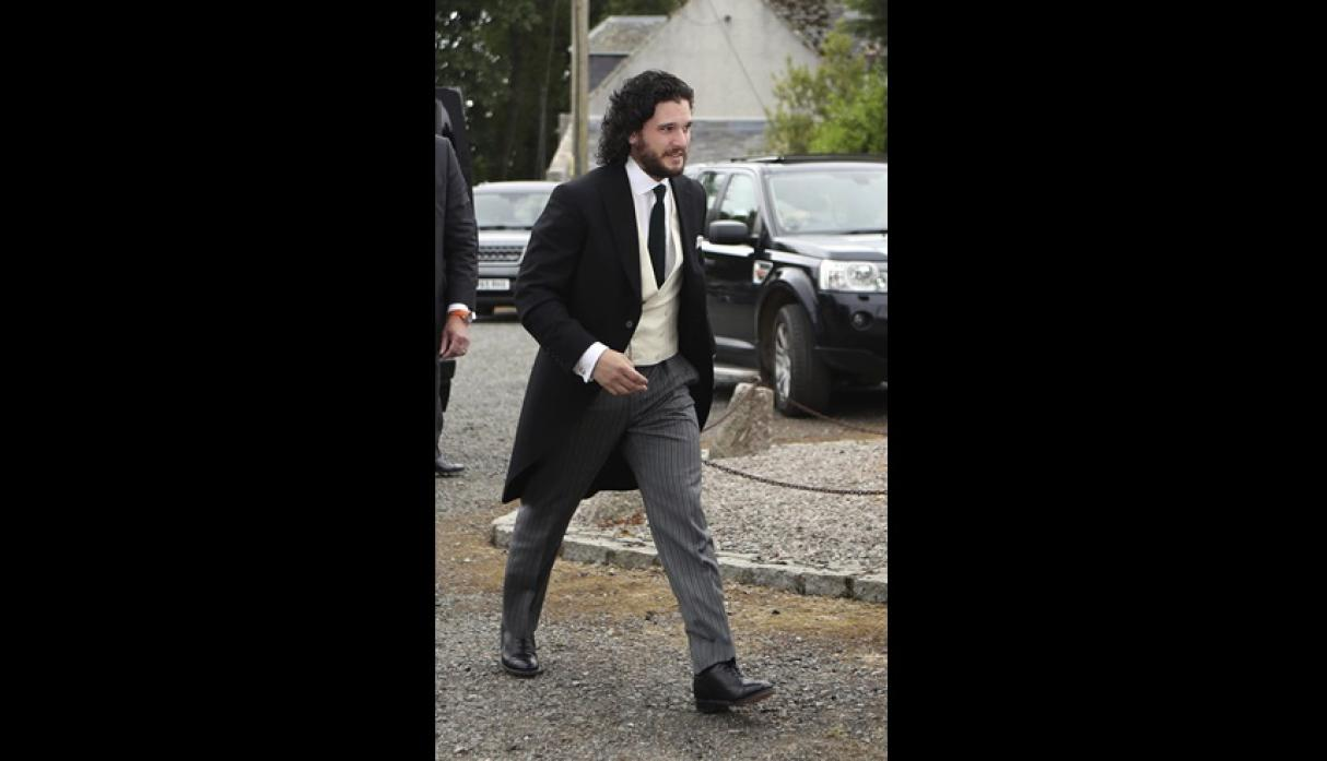 Boda de Rose Leslie y Kit Harington