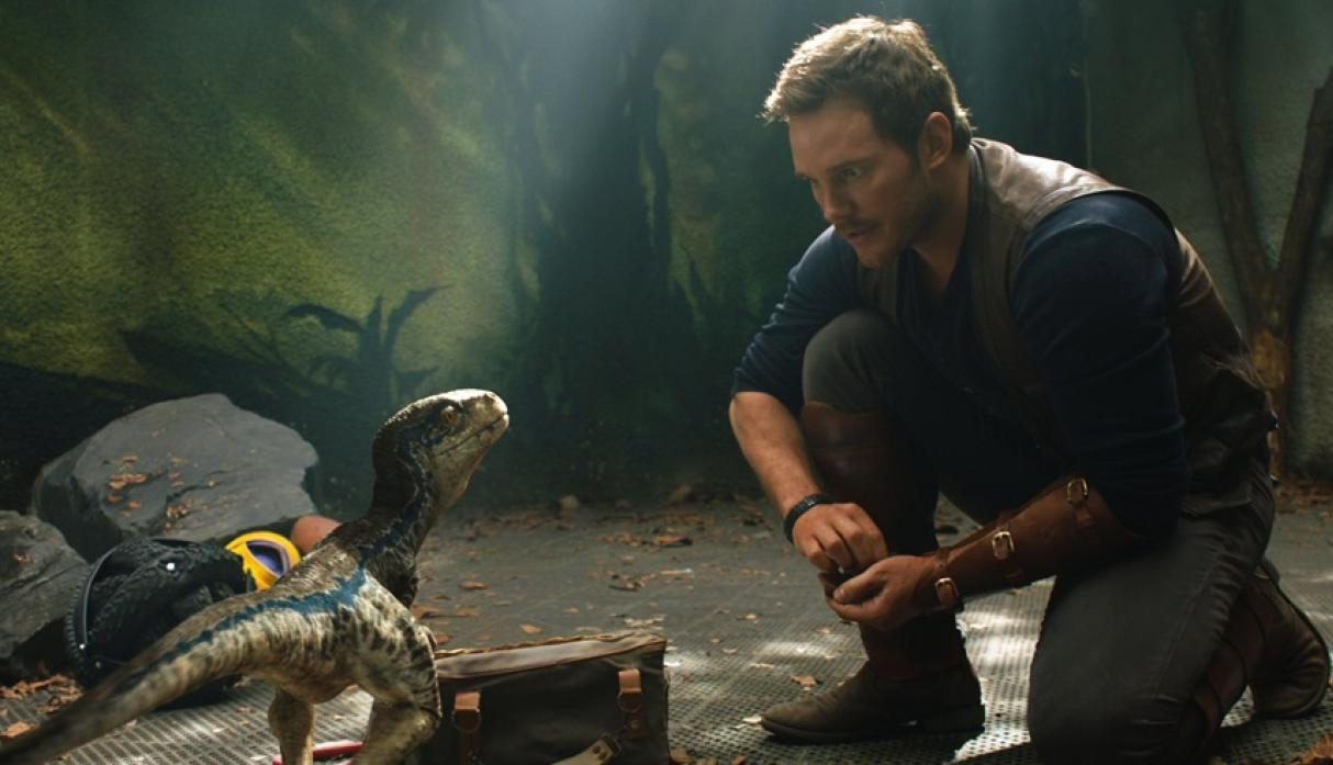 "Escenas de ""Jurassic World: Fallen Kingdom"""