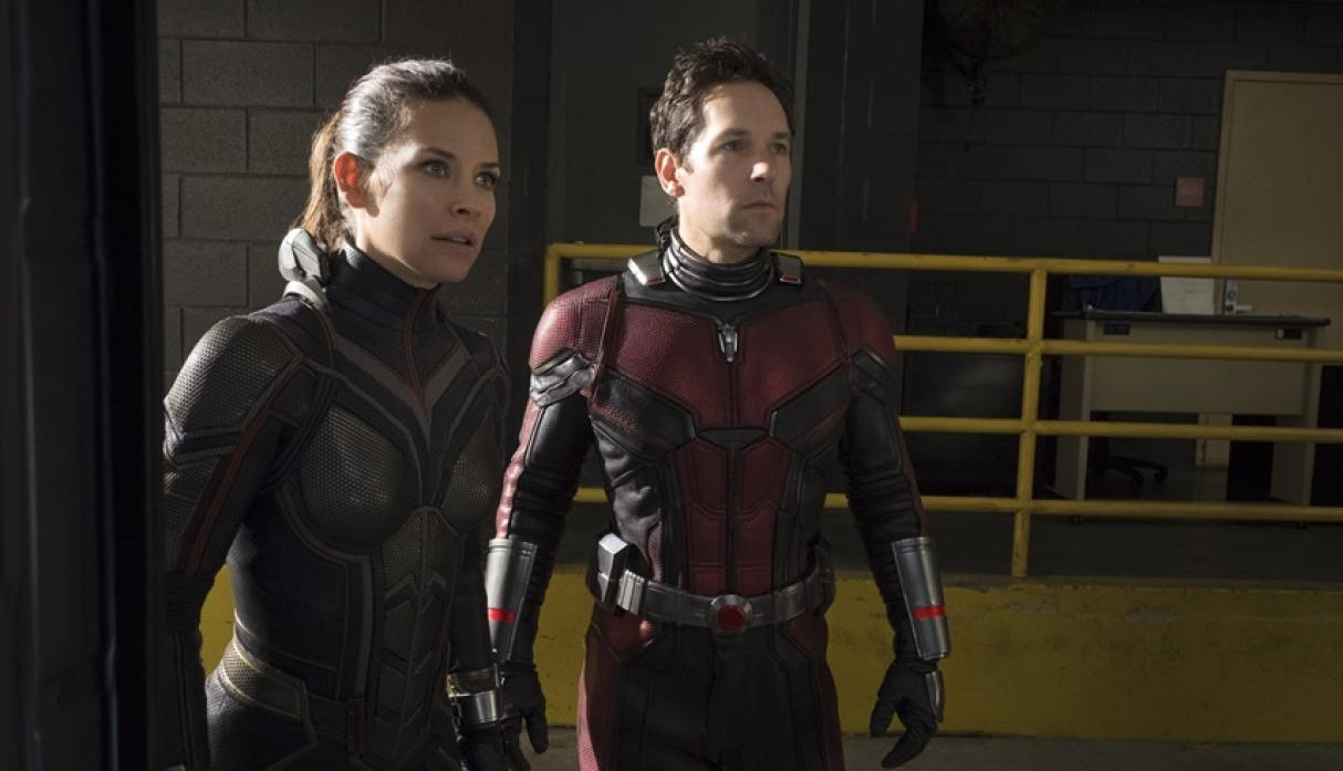 Ant Man and the Wasp. (Foto: Marvel/ Difusión)