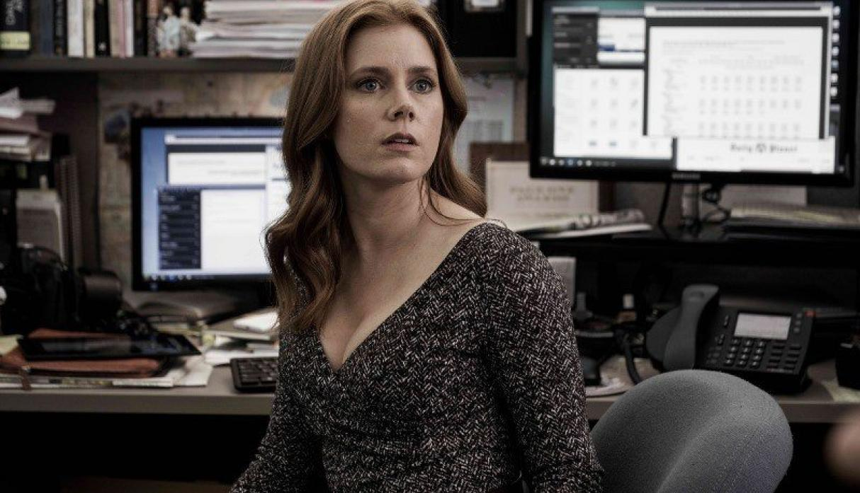 "Amy Adams será la protagonista de la nueva serie de HBO ""Sharp objects"" (Foto: Agencias)"