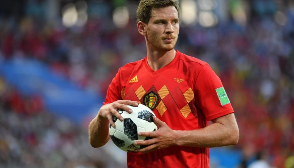 Defensa. Jan Vertonghen. (Foto: AFP)