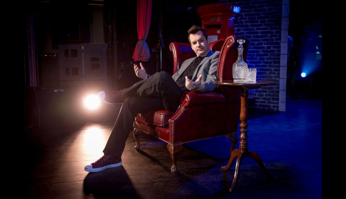 """Jim Jefferies: This Is Me Now"", temporada 9—13 de julio. (Foto: Difusión)"