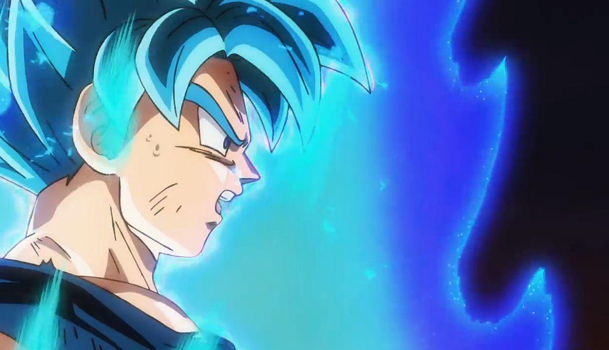 "Ultimo tráiler de ""Dragon Ball Super: Broly"""