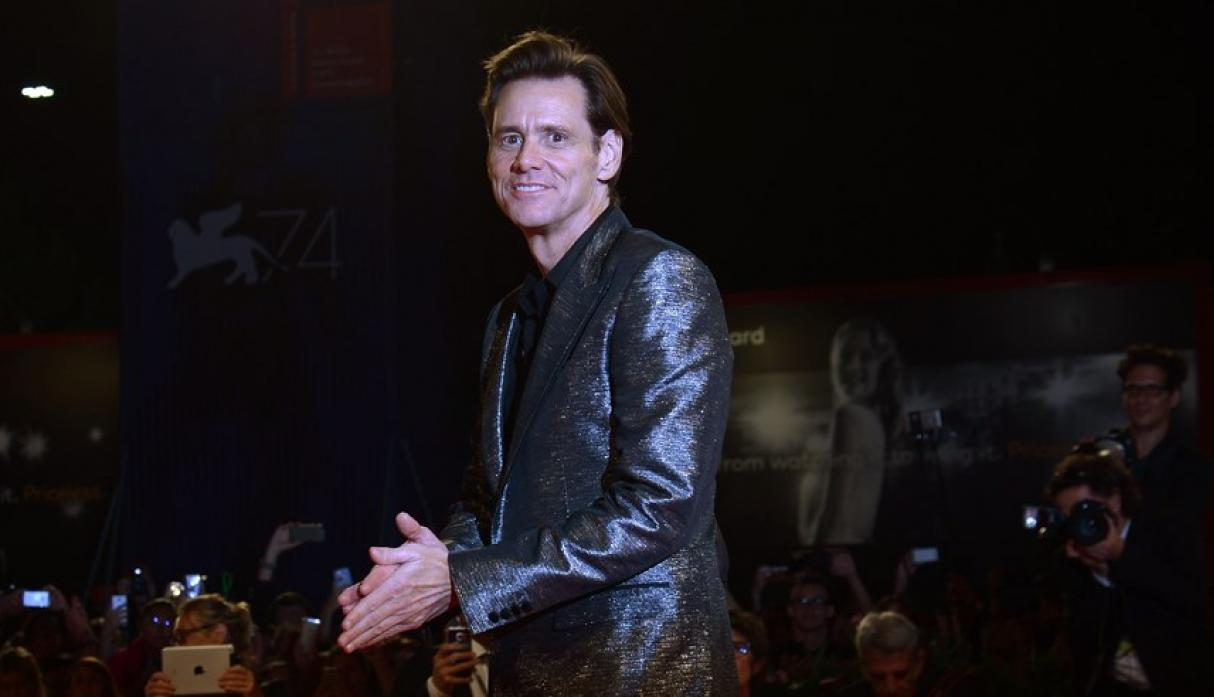 Jim Carrey. (Foto: Agencias)