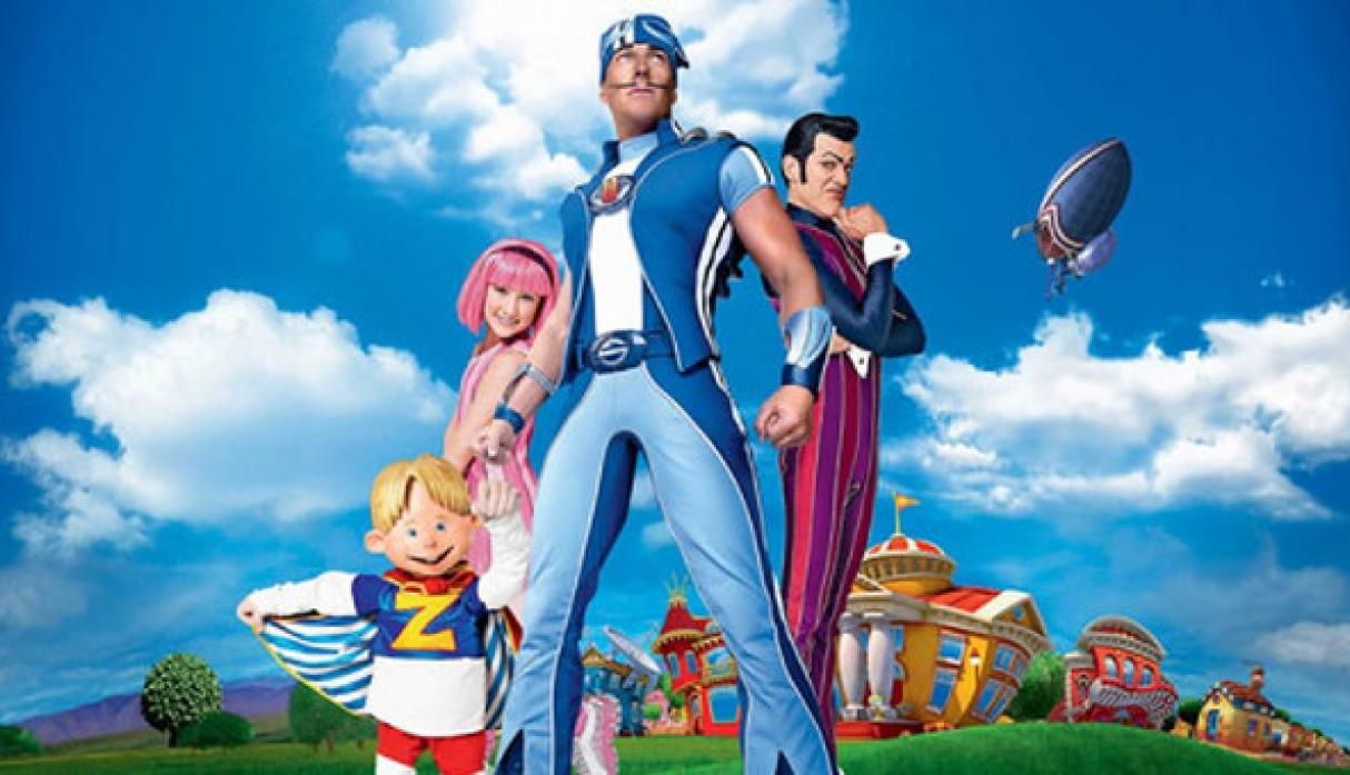 Lazy Town: Muere actor que interpretó a Robbie Rotten