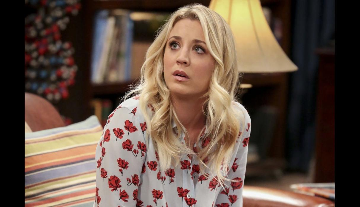 The Big Bang Theory - Kaley Cuoco - Penny