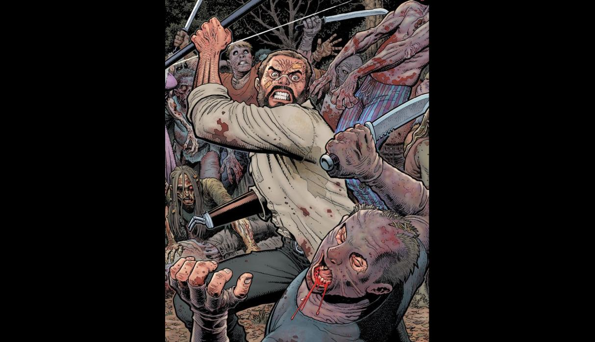 The Walking Dead - Whisperers